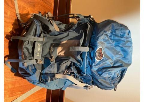 Osprey Women's Ariel 55 Backpacking Pack
