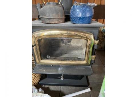 Wood Burning Oven/Stove