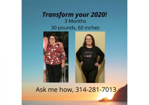 Transform your 2020!